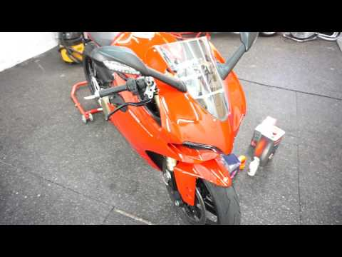 Xxx Mp4 HQS Autopflege Motorrad Richtig Aufbereiten Serie Ducati Panigale 1199 3gp Sex