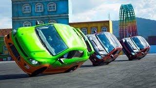 Show de carros: Velozes e Furiosos  - Beto Carrero