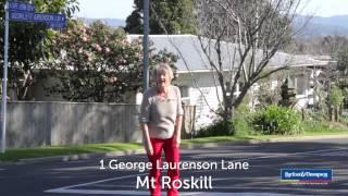 SOLD - 1 George Laurenson Lane, Mt Roskill - Jannette Wouters