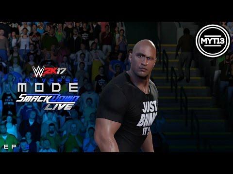 WWE 2K17 - Universe Mode - SmackDown - Ep 13 - Electric Shock