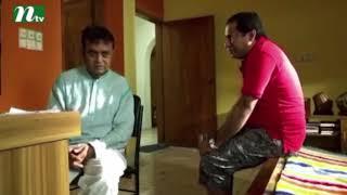 মোশাররফ করিম ও আ খ ম হাসান এর কাণ্ড!   NTV Natok Funny Video