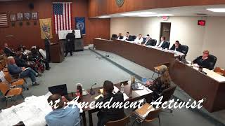 Lakewood Zoning Board meeting  09/11/17
