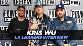 Kris Wu On Working With Pharrell & Travis Scott + Breaking Into American Hip Hop