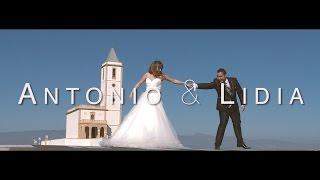 Boda Antonio & Lidia // Full Lenght Movie