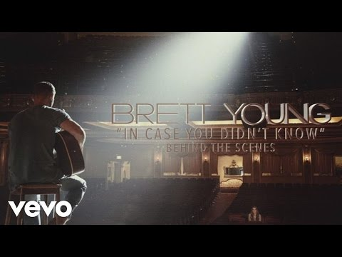 Brett Young - In Case You Didn't Know (Behind The Scenes)
