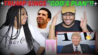 "Azerrz ""Donald Trump Sings ""God"