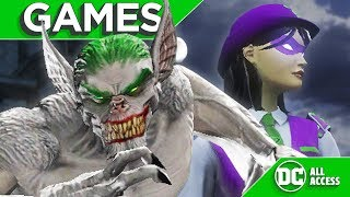 """DCUO: """"Riddled With Crime"""" Exclusive Trailer Debut"""