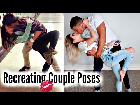 Xxx Mp4 RECREATING CUTE COUPLE PHOTOS W Boyfriend 3gp Sex