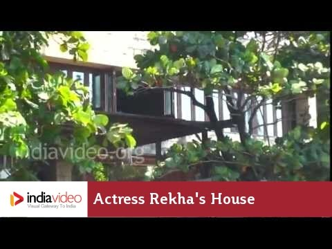 Rekha's House, Bollywood Actress, Hindi Cinema, Mumbai, India