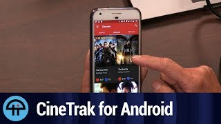 CineTrak for Android