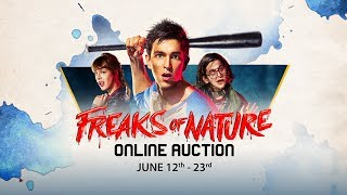 Freaks Of Nature Auction Trailer