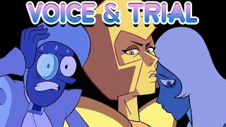 MOONSTONE'S VOICE! Steven's Trial Against the DIAMONDS - NEW Promo BREAKDOWN [SU: Wanted]