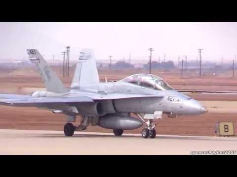 BOEING F/A-18 Hornet & Super Hornet