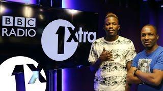 Ycee drops a freestyle for the DJ Edu #AfroBoss