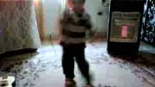 niño de 2 años SHINee ring ding dong