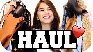 XXL TRY ON HAUL - MANGO, NAKD, Hollister, H&M, Sheinside | Sanny Kaur