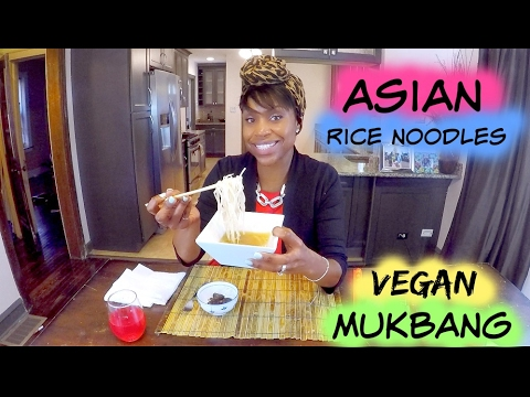Xxx Mp4 ASIAN RICE NOODLES MUKBANG Using Chop Sticks For The First Time 3gp Sex