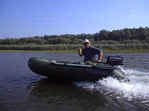 лодка навигатор 320 видео