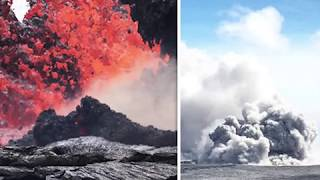 Hawaii volcano eruption horror: Mount Kilaeua demolishes '600 homes' on Big Island - The News