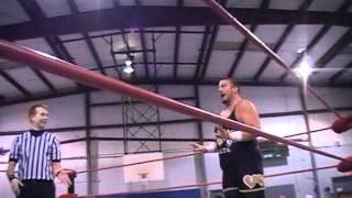 Vintage Hurricane Havoc Jesse Neal w Christina Von Eerie vs Danny Demanto