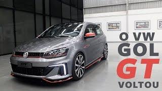 O Volkswagen Gol GT voltou? Exclusivo #VOLTAGOLGT