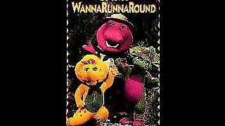 Opening & Closing To Barney:Camp WannaRunnaRound 1997 VHS