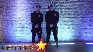 Unittick Ft. Varrosi - LE CA FOLIN (Official Video HD)