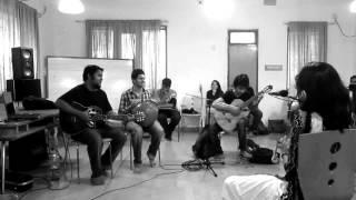 Bengali Folk Song - Rahi Chakraborty (at A.R.Rahman's KMMC,Chennai)