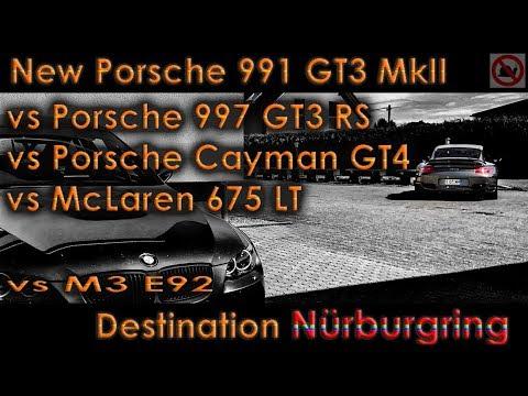 Xxx Mp4 Hot Laps 3x Very Fast Porsche GTs McLaren Nürburgring Track 2 7k 3gp Sex
