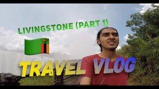 Victoria Falls @ Livingstone, Zambia   TRAVEL VLOG   Nand Javia