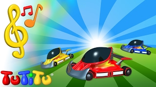 TuTiTu Toys and Songs for Children | Race Cars