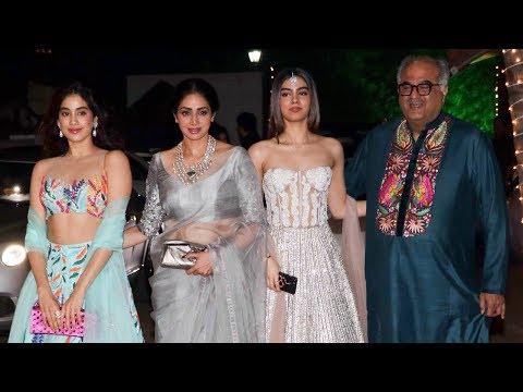 Xxx Mp4 Sridevi With HOT Daughters Jhanvi Khushi Kapoor At Shilpa Shetty's Diwali Party 3gp Sex