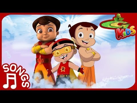 Xxx Mp4 Best Super Hero Songs Compilation For Kids Super Bheem Mighty Raju Chhota Bheem 3gp Sex