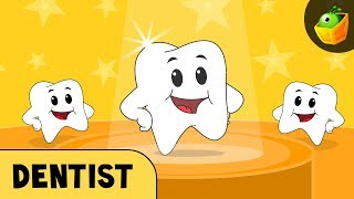 Dentist | Doctor || OccupationalSongs | Community Helpers | Rhymes on Profession