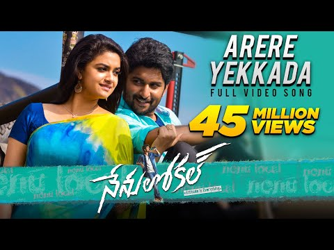 Xxx Mp4 Nenu Local Arere Yekkada Full Video Song Nani Keerthy Suresh Devi Sri Prasad 3gp Sex