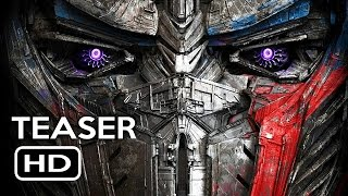 Transformers 5: The Last Knight Production Teaser Trailer (2017) Action Movie HD