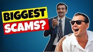 Frauds Of Share Markets   Harshad Mehta Scam   Jordon Belfort Scam   Ketan Parekh Scam   Case Study