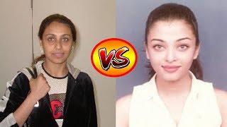 Rani Mukerji VS Aishwarya Rai Transformation From 1 To 40 Years Old