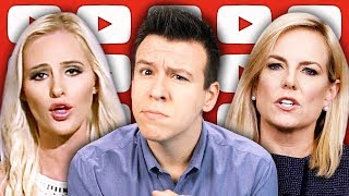 Why Gaming Addiction Is Now A Disease, Tomi Lahren & Ann Coulter Defend Child Immigrant Separation
