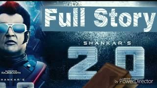Enthiran Robo 2.0 Full Movie Story | Hindi Story | Rajinikanth,Shankar, Akshay Kumar