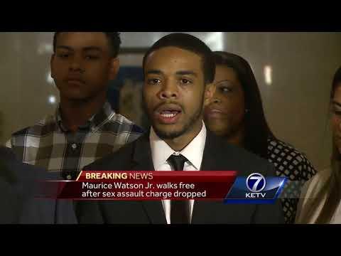 Xxx Mp4 Maurice Watson Jr Walks Free After Sex Assault Charge Dropped 3gp Sex