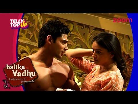 Krish & Nandini's Romance In 'Balika Vadhu' | #TellyTopUp