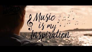 Pon Di Corner ft. Jimbo Jonez - Music is my Inspiration (Official Music Video)