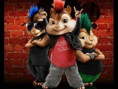 Alvin e os esquilos Pense em Mim