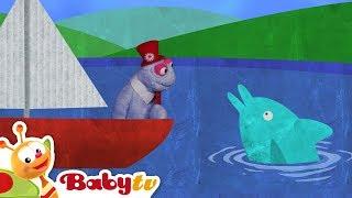 Fish, Sea and Boat   BabyTV