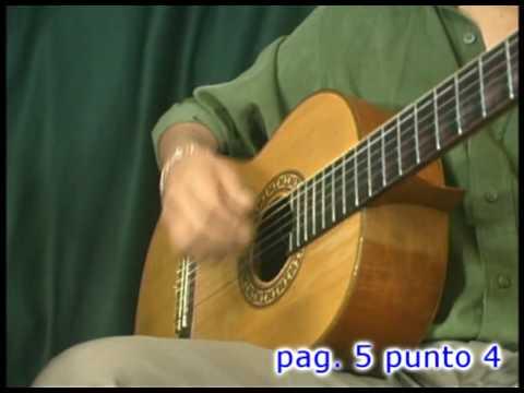 Leccion 1 Guitarra para los empiezan desde CERO