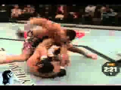 UFC Rich Franklin Highlights