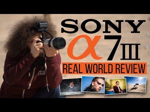 Sony a7 III Real World Review (vs Sony a7R III, Nikon D850, Canon 6D Mark II)