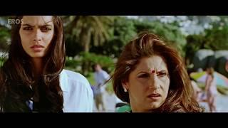 Deepika sunbathing in a red hot bikini on the beach | Cocktail | Movie Scene