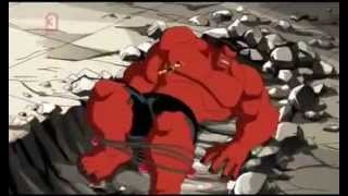 The Avengers - Earth's Mightiests Hulk vs Red Hulk